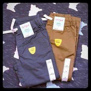 NWT Cat & Jack size 6 pants (2)